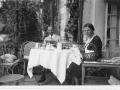 1935 circa K.A.v.Kalckreuth-E.H.Unruh breakfast, od LvK 2011