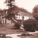 1930 circa Palac od tarasu