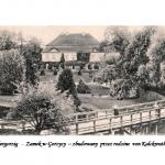 2-1900 circa - Palac przed rozbudowa 2