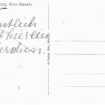 Pocztówki Pałac 1938 reverse od LvK