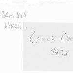 Pocztówki Pałac 1938 reverse z bliska od LvK